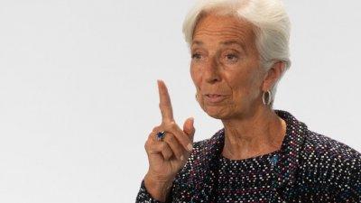 Кристин Лагард: Биткойнът се използва за пране на пари