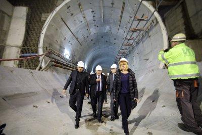 Само в Lupa.bg: Една седмица без метролиния 3 в София