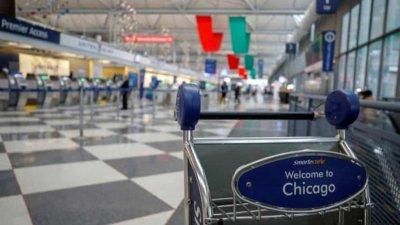 Мъж живя 3 месеца на летището в Чикаго заради коронавируса