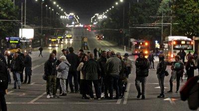 Пореден протест задръсти Орлов мост