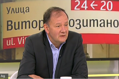 Михаил Миков: Или ГЕРБ, или БСП ще са в центъра на властта