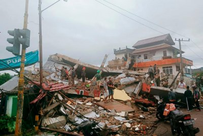 Земята под Хърватия и Индонезия отново се разтресе