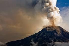Изригна вулкан на остров Ява