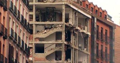 Поне трима са загиналите при взрива в Мадрид