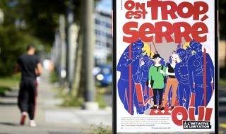 Швейцария с референдум за ограниченията