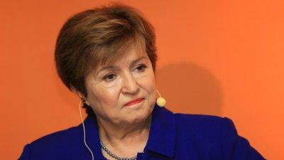 Кристалина Георгиева: Харчете колкото можете и малко повече