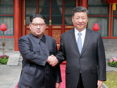 80% спад на търговията между КНДР и Китай през 2020 г.