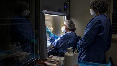 Ваксиниран лекар от Благоевград е с коронавирус