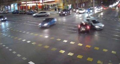 Вижте най-страшните катастрофи в София (БРУТАЛНО ВИДЕО)