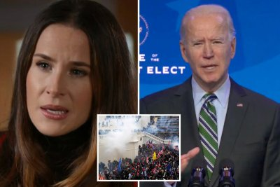 Дъщерята на Джо Байдън: След щурма на Капитолия се страхувам за него