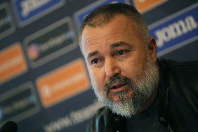 Ясен Петров: Ще търсим резултати, няма да играем като Барса