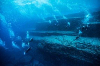 Откриха Атлантида?