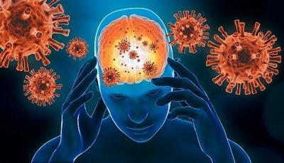 COVID-19 се крие в мозъка?
