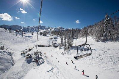 Словения отваря ски курортите