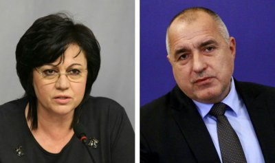 Нинова хапе Бойко: Загрижил се за Навални, а у нас репресира