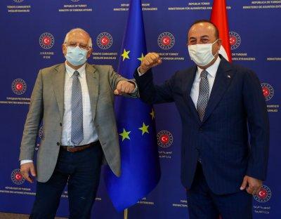 Турция и ЕС затоплят отношенията