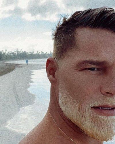 Рики Мартин си изруси брадата