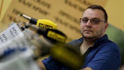 Коронавирусът уби журналиста Никола Шентов