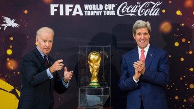 Байдън бил луд фен на футбола, подкрепя Мондиал 2026