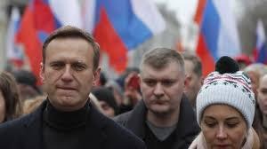 Освободиха от ареста съпругата на Навални