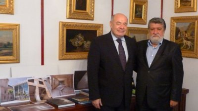 Спец съветник на Путин към Рашидов: Ти беше най-добрият министър на културата на България