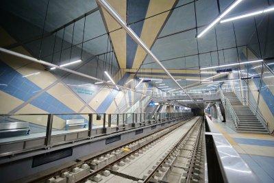 След аварията в метрото: Демонтират релсите над Перловската река