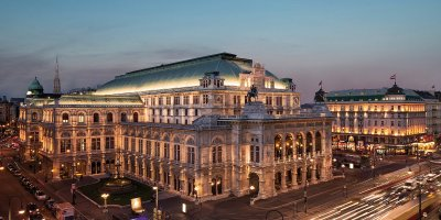Виенската опера се превръща временно в музей