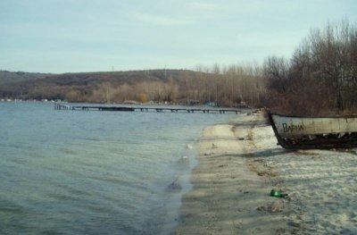 Спука се тръбата във Варненското езеро