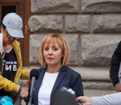 Мая Манолова настоява за 32-и МИР за емигрантите