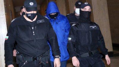 Поискаха домашен арест за убиеца на Милен Цветков