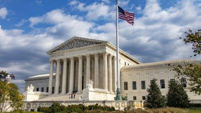 Сигнал за бомбена заплаха във Върховния съд на САЩ