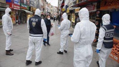 2400 души арестувани при спецакция в Турция