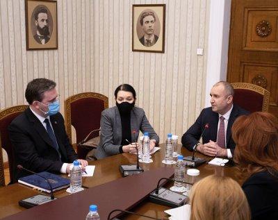 Президентът иска общи пазари със Сърбия