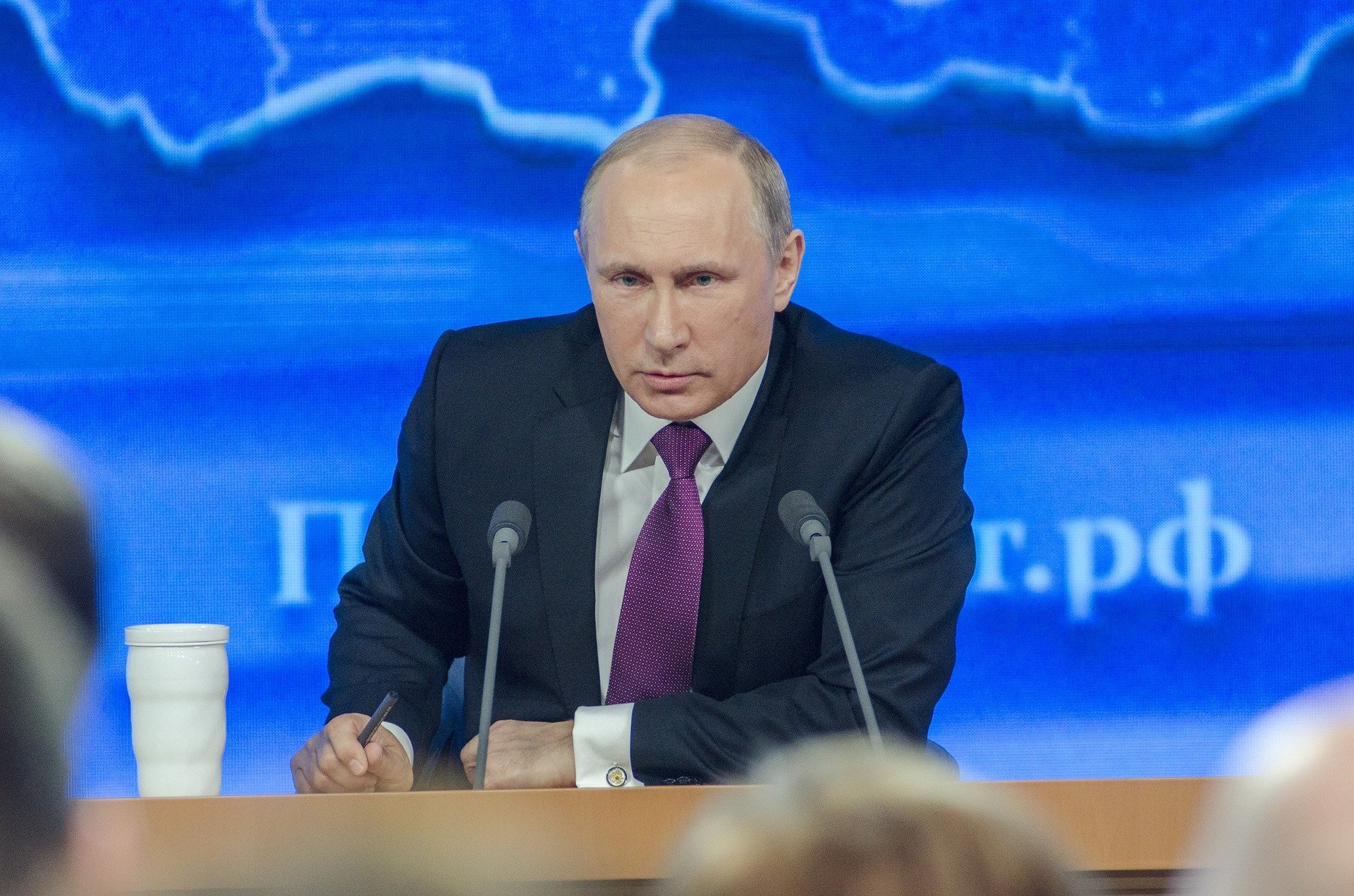 Путин взима Нобелова награда за мир?
