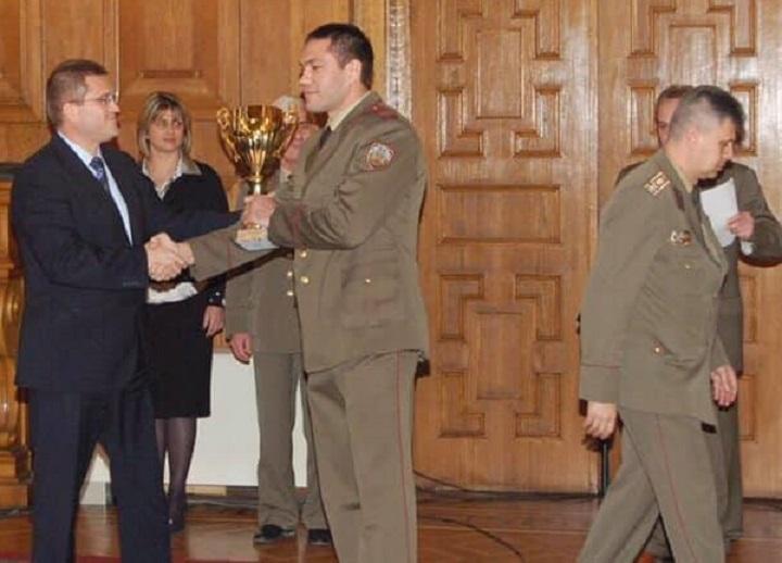 О.р. Кубрат Пулев: България заслужава F-16