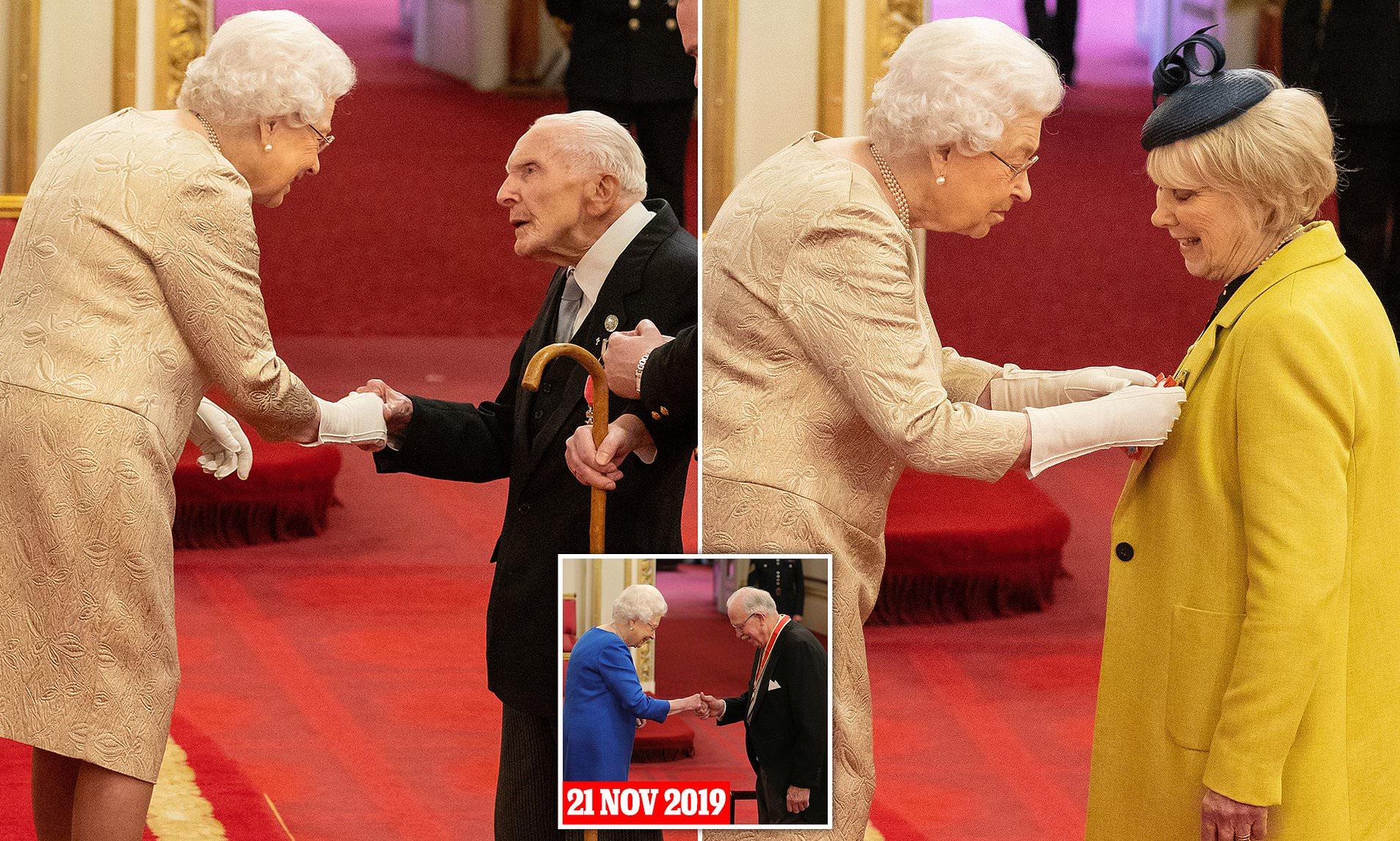 Елизабет II се изплаши от коронавируса
