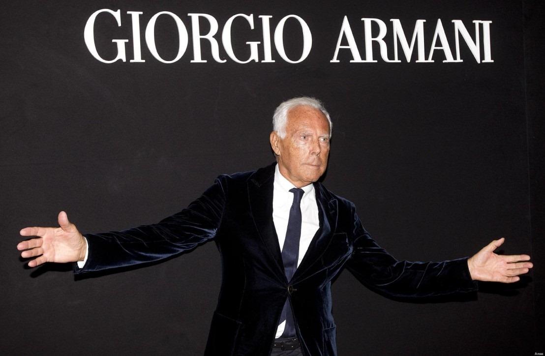 Джорджо Армани дава пари на 4 болници