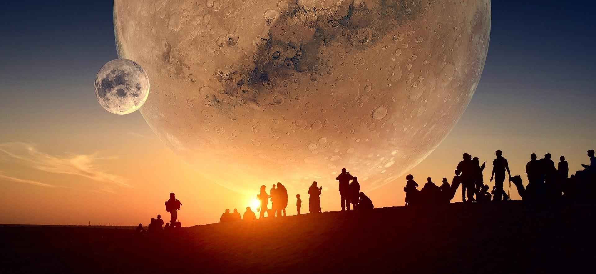 Илон Мъск прави своя държава на Марс