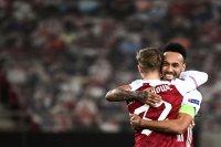 Арсенал изхвърли Бенфика