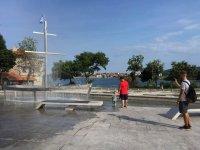 снимка 6 Уникален воден кораб посреща туристите в Царево (ГАЛЕРИЯ)