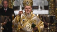 Патриарх Вартоломей е в болница