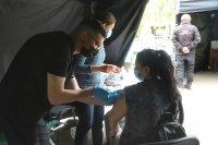 Напук на Мангъров: 400 души се ваксинираха във ВМА през почивните дни