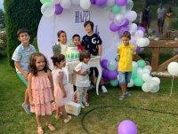 снимка 5 Мария с пищно парти за дъщеря си Марая (Снимки)