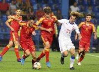 снимка 3 Съперниците: Англия сложи петица и на Косово, Чехия си върна второто място с класика над Черна гора