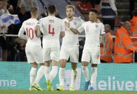 снимка 5 Съперниците: Англия сложи петица и на Косово, Чехия си върна второто място с класика над Черна гора