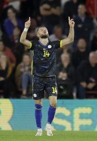 снимка 6 Съперниците: Англия сложи петица и на Косово, Чехия си върна второто място с класика над Черна гора
