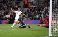 снимка 4 Съперниците: Англия сложи петица и на Косово, Чехия си върна второто място с класика над Черна гора