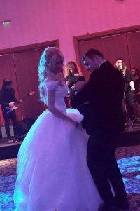 снимка 3 Ето я тайната сватба на Антония Петрова (Галерия)