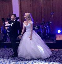 снимка 1 Ето я тайната сватба на Антония Петрова (Галерия)