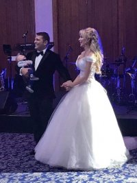 снимка 5 Ето я тайната сватба на Антония Петрова (Галерия)
